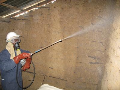 הדברה כימית כנגד מלריה